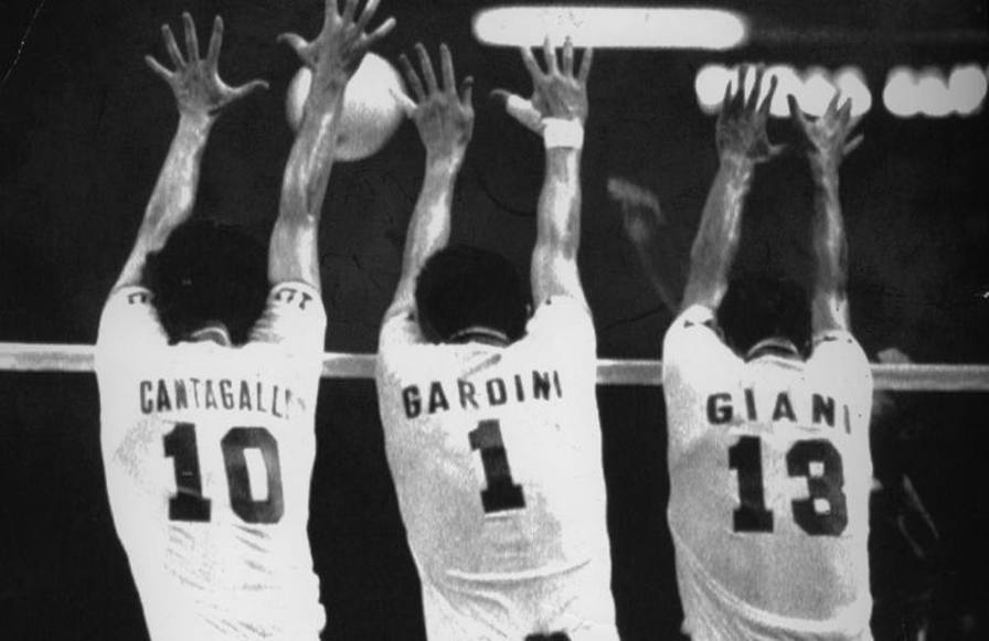Il ritorno del grande Volley